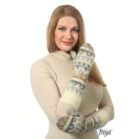 Варежки женские зимние 08410-32